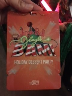Jingle Bell Jingle Bam Dessert Party Is Back At Hollywood Studios 2