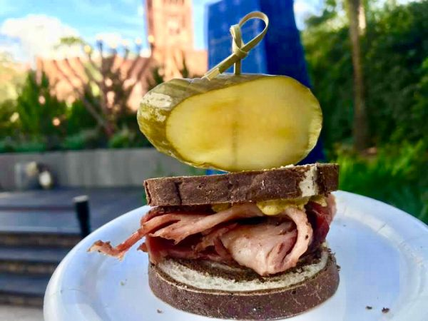L'Chaim! Brings Special Food Offering to the 2018 Epcot Festival of the Holidays