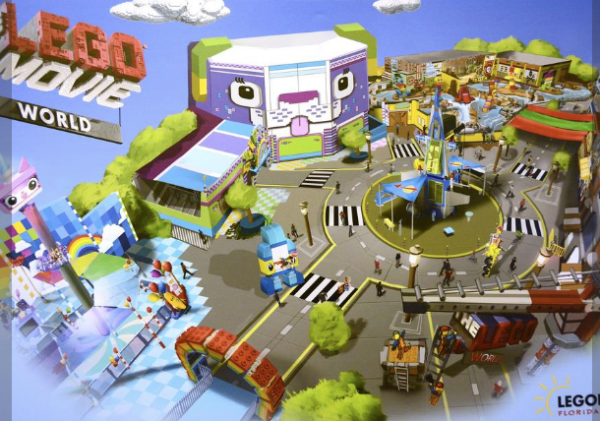 New Attraction Details for Legoland Florida