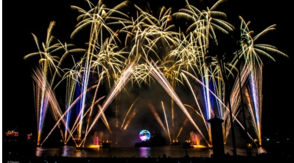 Ring in the New Year in Style at Disney Parks