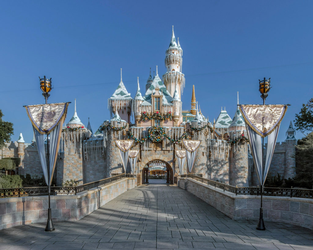 Sleeping Beauty Castle Walk-Through Will Temporarily Close to Guests In Early 2019
