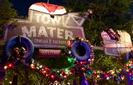 Cars Land is Ready for Christmas
