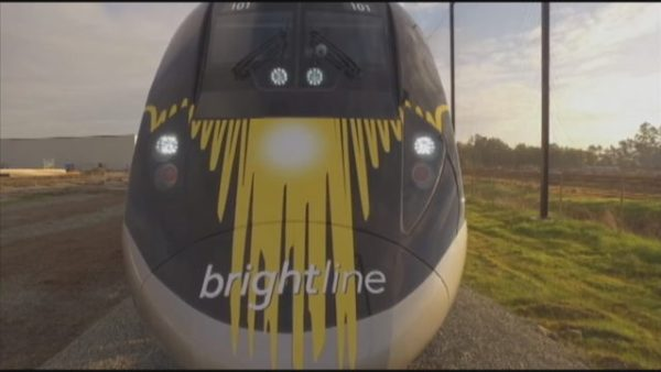 New Stop For Brightline Train May Be At Walt Disney World