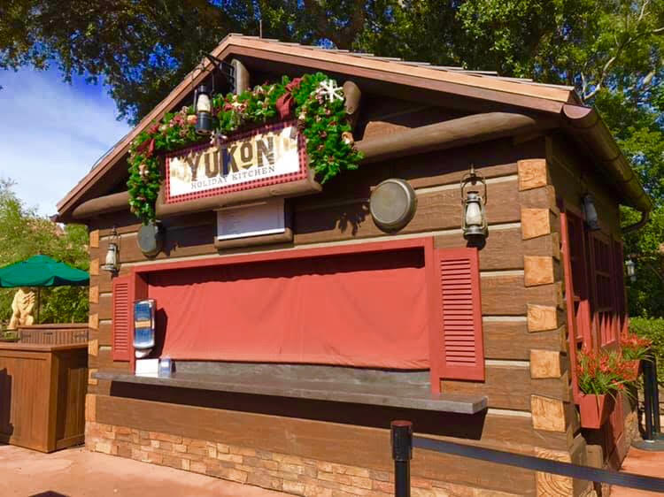 What to Find at Yukon During Epcot's Festival of the Holidays