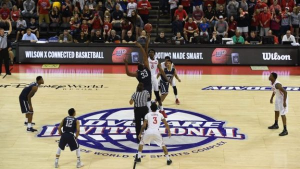 College Basketball Returns to Walt Disney World