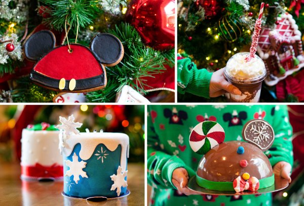 Disney Springs Sweets, Treats, and Savory Dishes Around For the Holidays 8