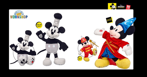 Build A Mickey Mouse