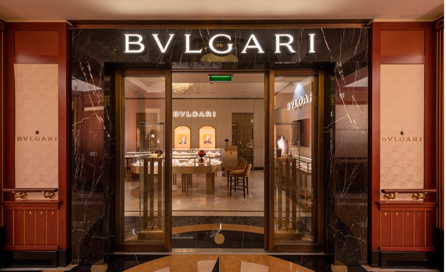 Bvlgari Boutique Opens Aboard the Disney Fantasy