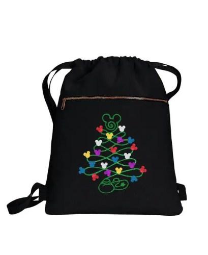 Disney Christmas Tree Backpack