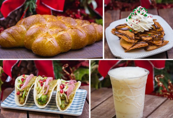Disneyland Holiday Foodie Guide for 2018 10