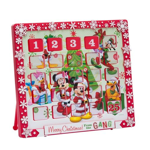 Merry Christmas From Mickey And Friends Advent Calendar