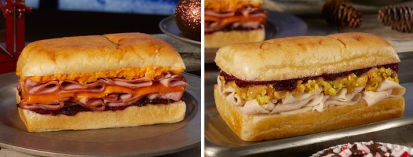 Disney Springs Sweets, Treats, and Savory Dishes Around For the Holidays 6