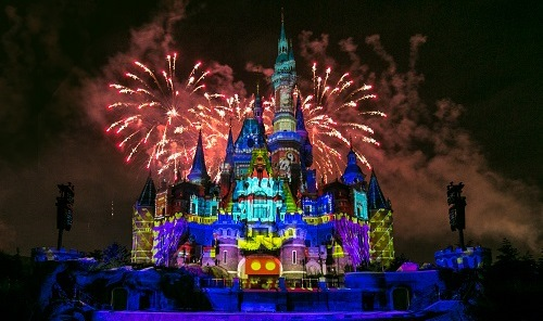 Shanghai Disney Resort Celebrate Mickey and Minnie Like Only They Can