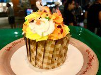 Thanksgiving Feast Cupcakes Arrive at All-Star Resorts