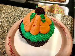 Pumpkin Patch Cupcake Sprouts up at the Contemporary