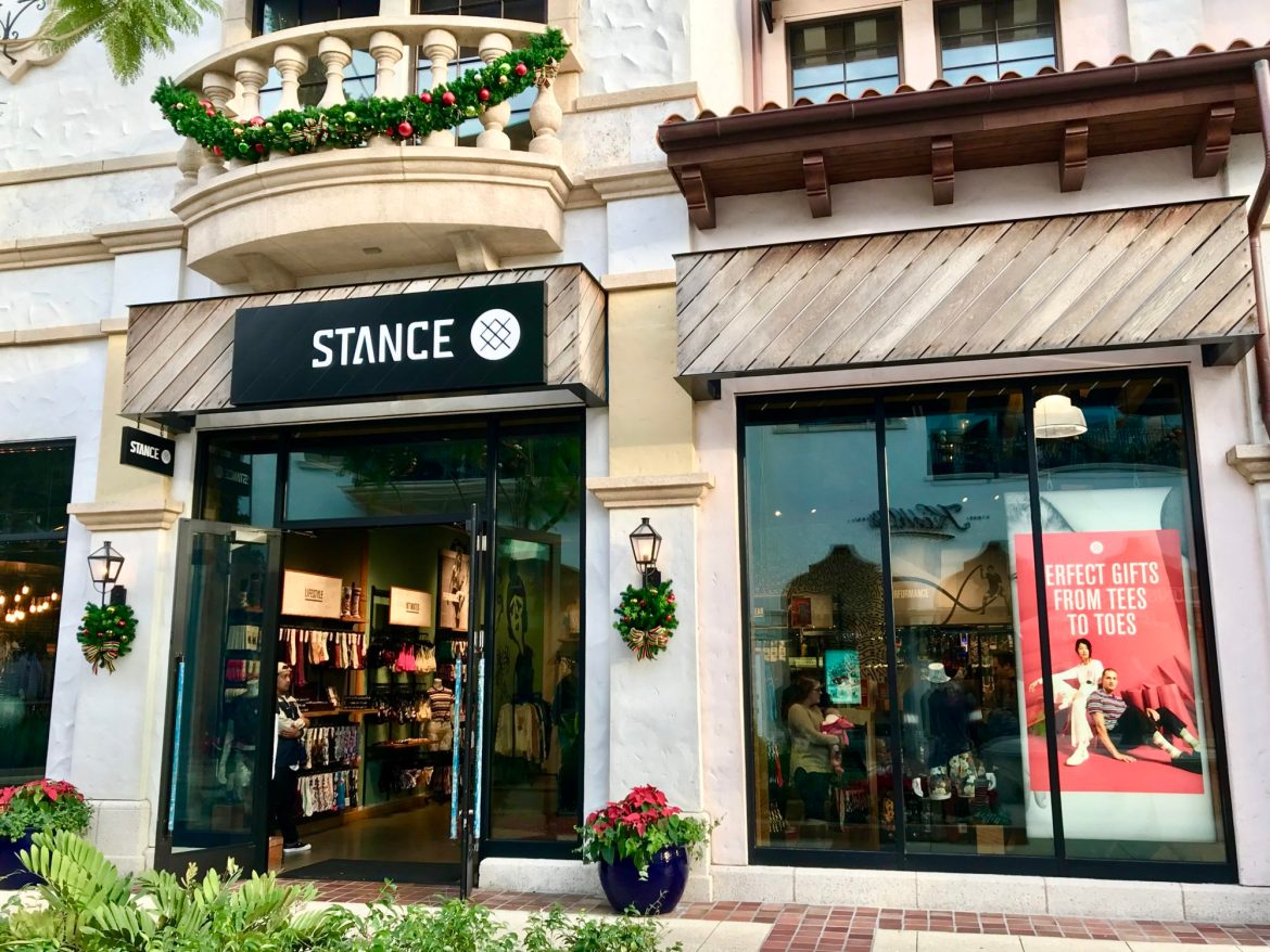 Stance: Step Up Your Disney Style – Disney Springs