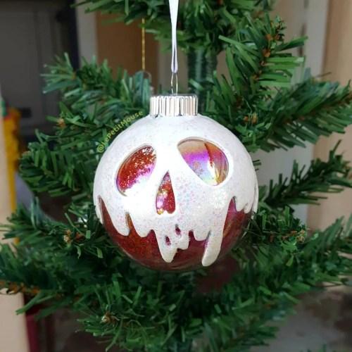 Poison Apple Ornament