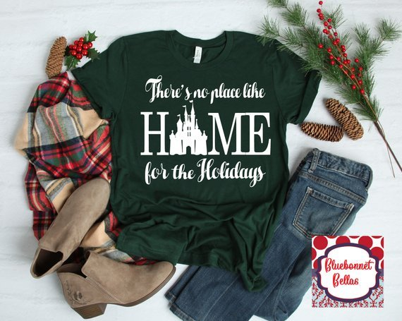 Holidays Disney Christmas T-Shirt
