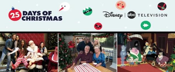 """25 Days of Christmas"" Returning to Disney/ABC 1"