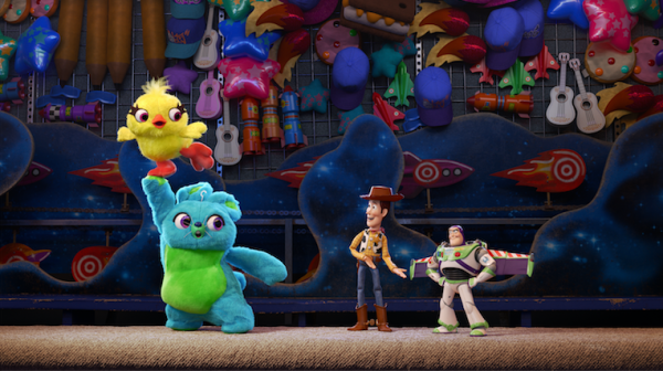 """Key and Peele Voice New Characters Ducky and Bunny in """"Toy Story 4"""" Trailer 1"""