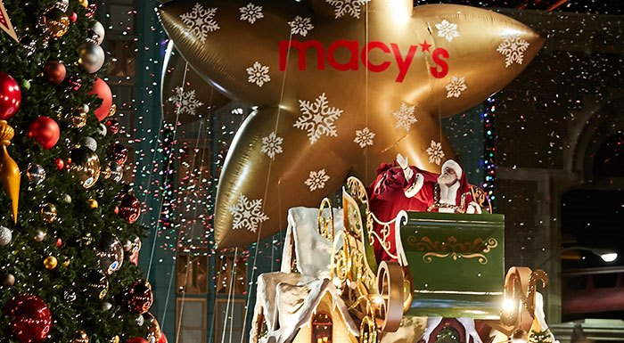 Universal's Holiday Parade Featuring Macy's Is A Must-See Wintry Event