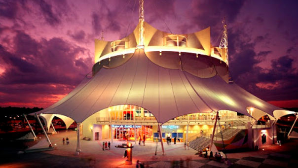 Cirque du Soleil in Disney Springs is Holding Auditions