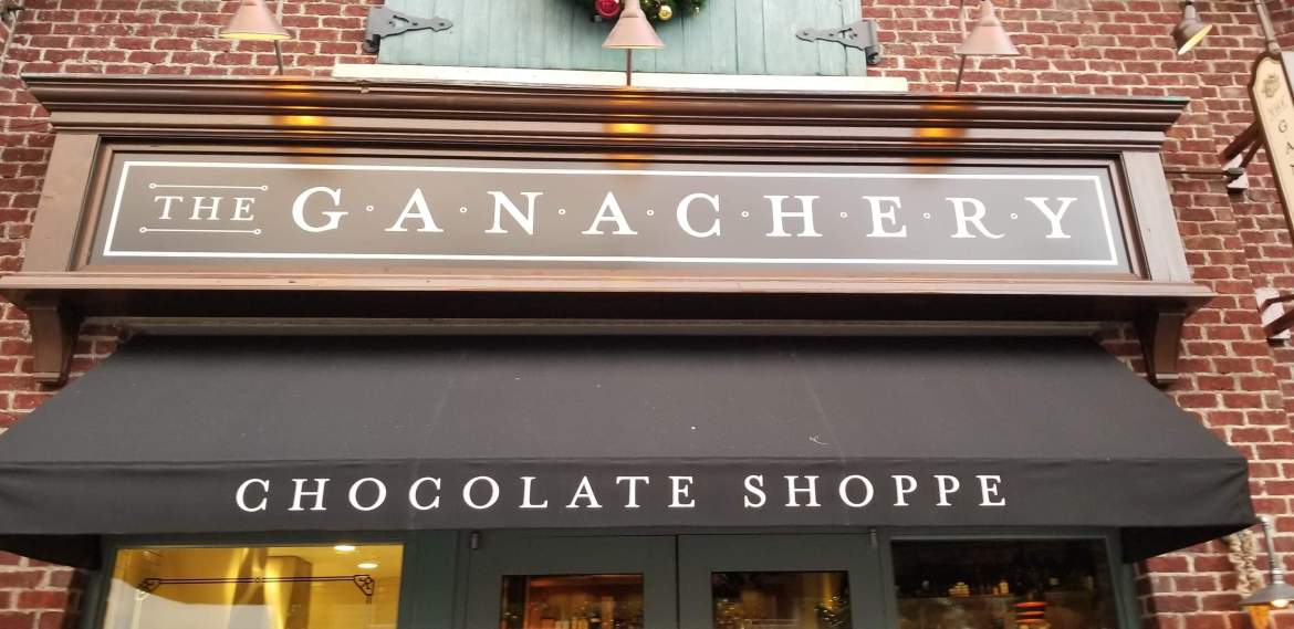 Christmas Chocolates Debut at The Ganachery
