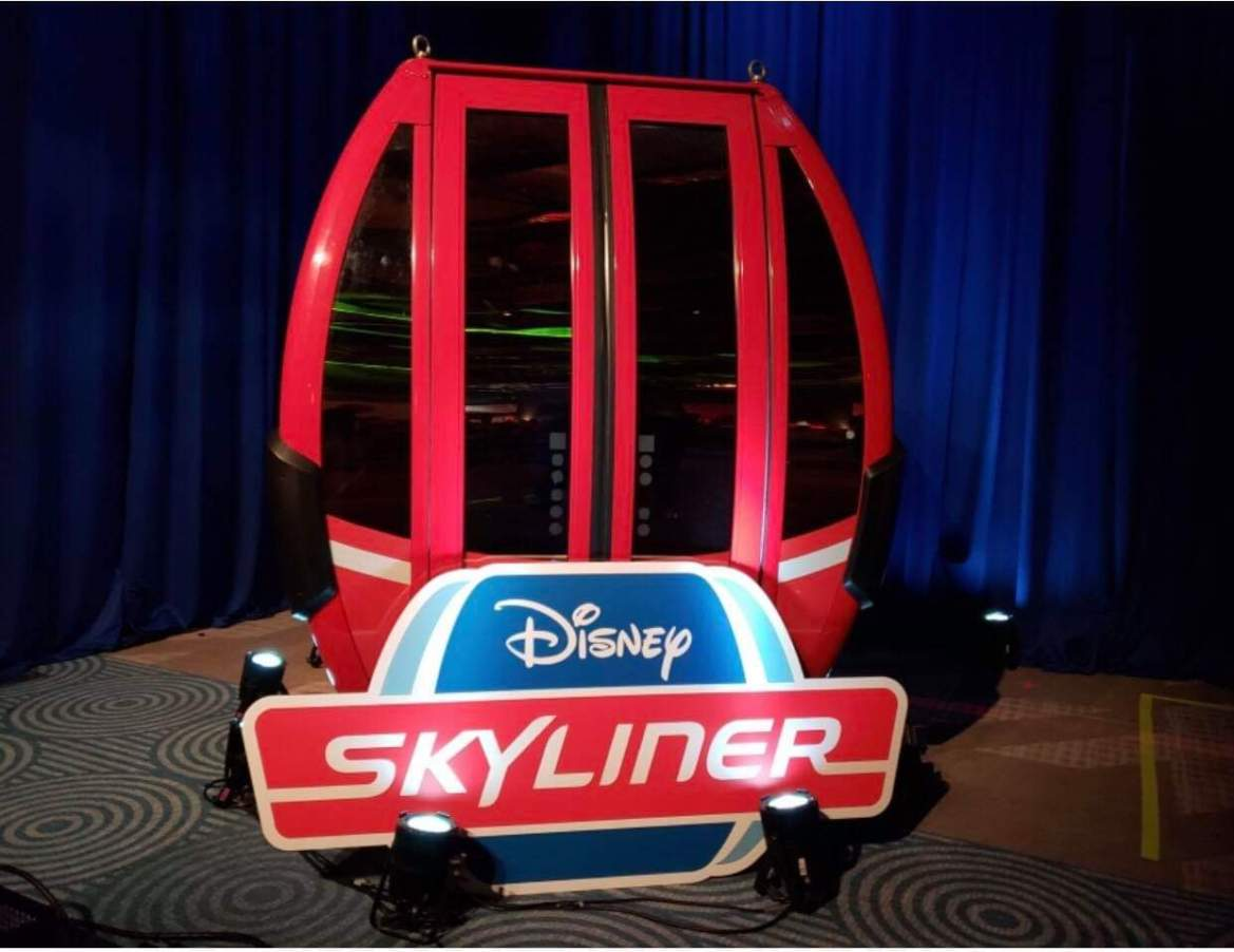 SKYLINER UPDATE: Skyliner Will Not Have Air Conditioning