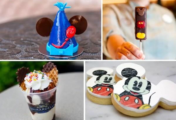 Celebrate Mickey's Birthday With Treats Around Disney Parks 3