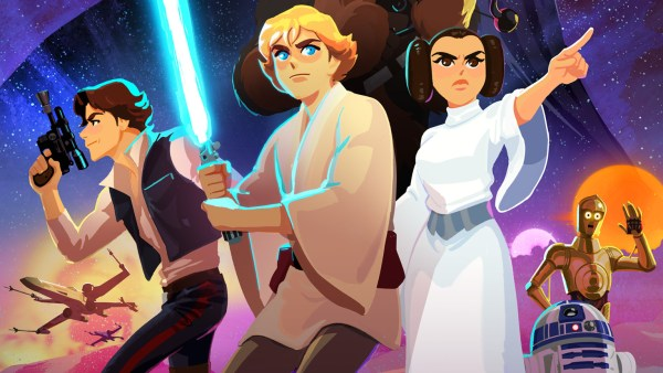 Star Wars Galaxy of Adventures Brings Epic Film Moments To Young Fans