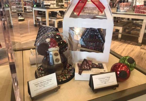 Sweet Masterpieces Available For Holiday Shoppers at The Ganachery in Disney Springs