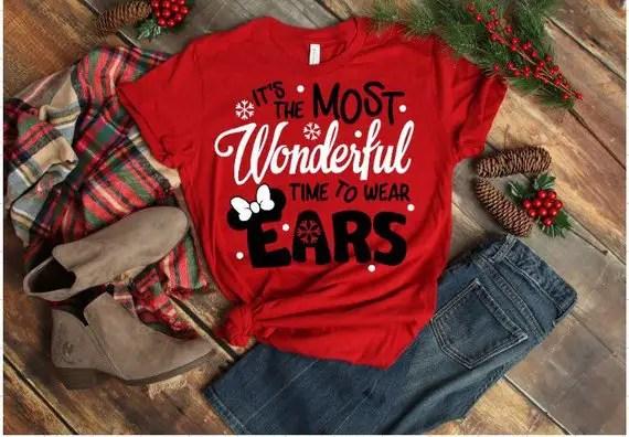 Wear Ears Disney Shirt