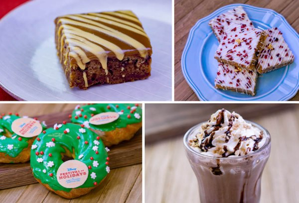 2018 Disney Festival of Holidays at California Adventure Park Foodie Guide 7