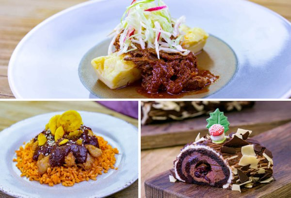 2018 Disney Festival of Holidays at California Adventure Park Foodie Guide 11