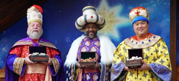 Three Kings Celebration