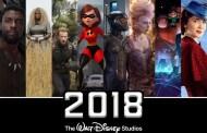 Walt Disney Studios Surpass $7 Billion in Box Office Sales for 2018