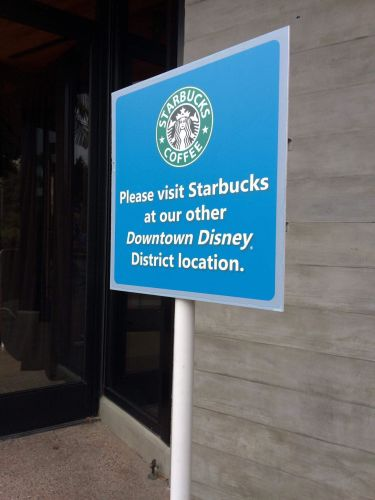 Calling all Coffee Lovers - 2nd Starbucks Returns to Downtown Disney