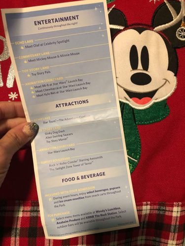 Disney's After Hours at Hollywood Studios is perfect for those who don't like crowds 9