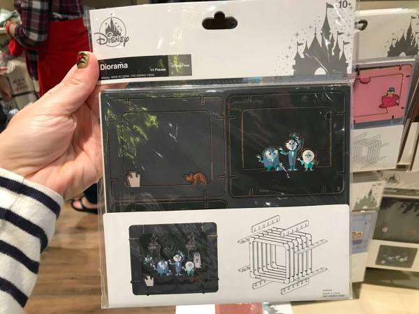 Fun Disney Attractions Dioramas Now Available at Disney Parks 2