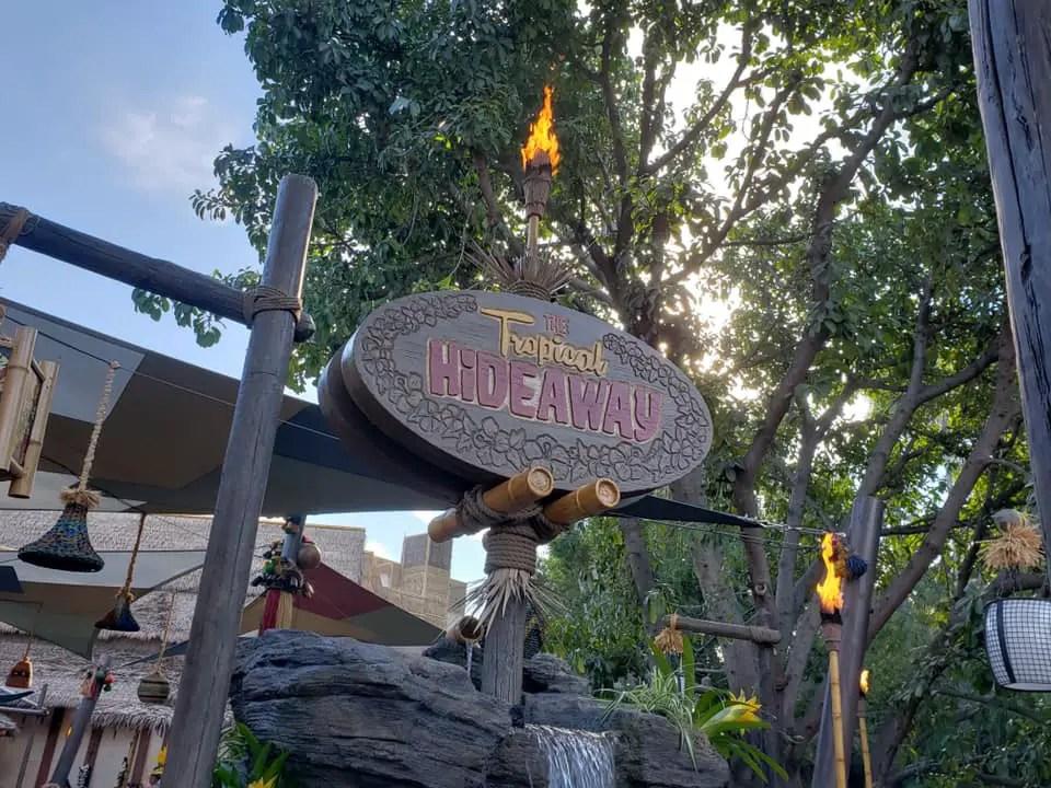 Disneyland's New Gem, The Tropical Hideaway Is Open