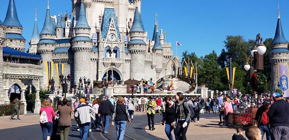 Magic Kingdom Reached Capacity Closure With New Years Crowds 1