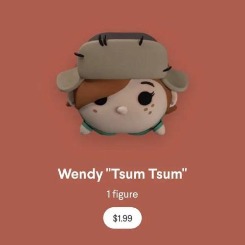 New Virtual Gravity Falls Tsum Tsum On Quidd App 5