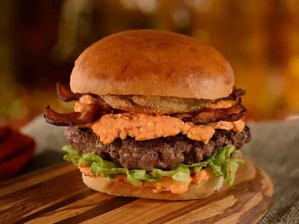 D-Luxe Burger at Disney Springs Now Serving Breakfast 1
