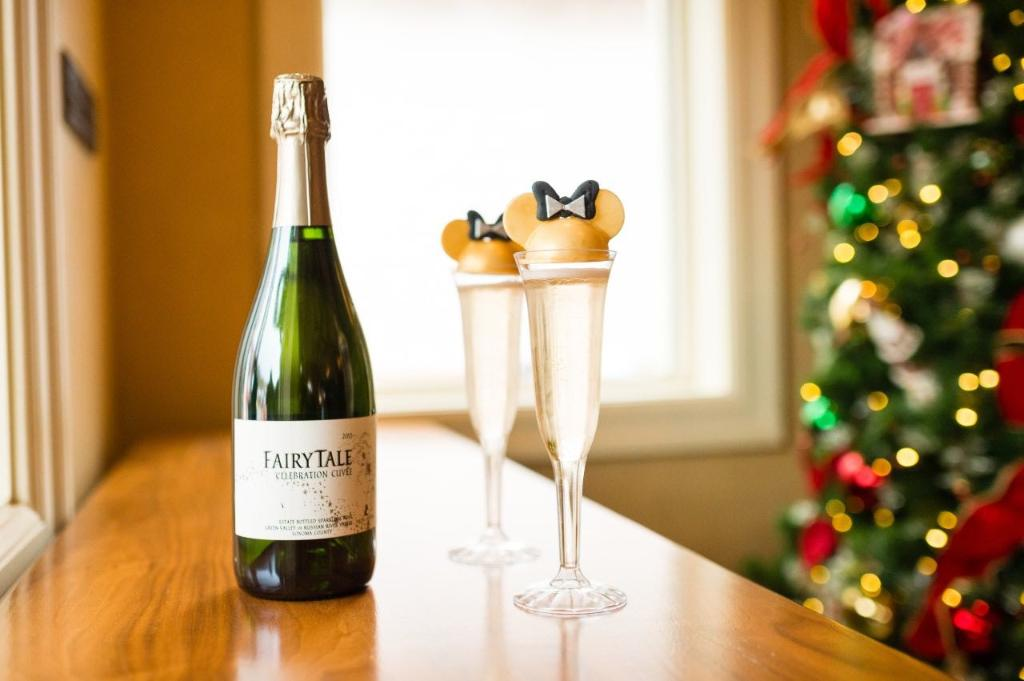 Make a Toast at Midnight with Fairytale Champagne and Magical Treats from Amorette's Patisserie