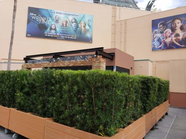There is an Incredible New Food & Beverage Kiosk Opening at Hollywood Studios