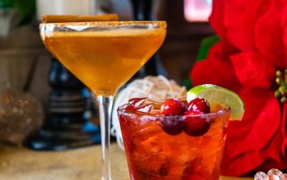 New Holiday treats at Universal Orlando, holiday drinks
