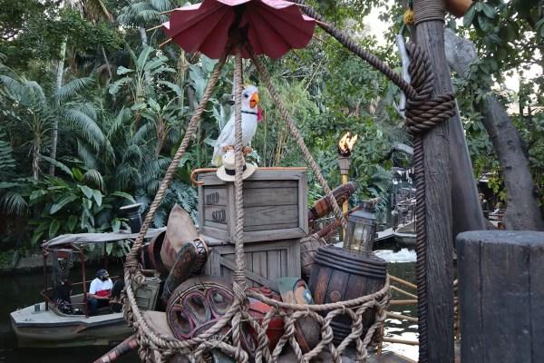 The Tropical Hideaway, now Open in Adventureland at Disneyland Park 4