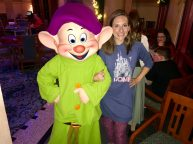 Review: Storybook Dining Character Dinner at Artist Point