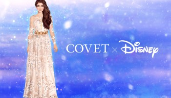 Popular Covet Fashion App is Featuring a Disney Style Challenge