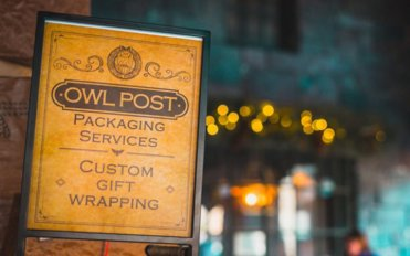 Owl Post Packaging